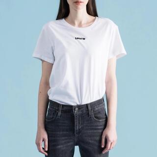 Levi's - sᴀʟᴇ 980➜800 Levi's パーフェクトTシャツ フロッキーロゴ M