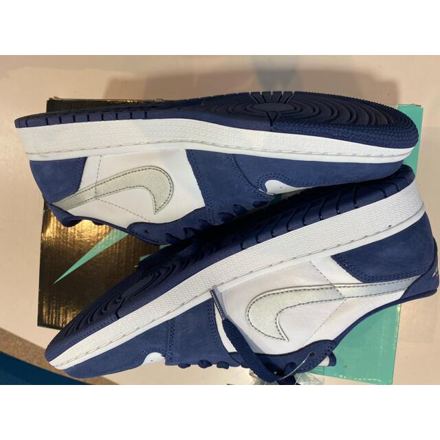 NIKE(ナイキ)のNIKE SB AIR JORDAN 1 LOW QS ERIC KOSTON メンズの靴/シューズ(スニーカー)の商品写真