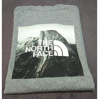 THE NORTH FACE - 【美品】ノースフェイス ショートスリーブピクチャードスクエアロゴティー