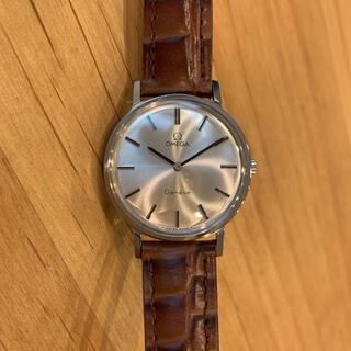 OMEGA - OMEGA ジュネーブ Geneve 手巻き オーバーホール済 オメガ 腕時計