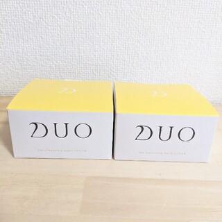 DUO デュオザクレンジングバーム クリア 2個セット