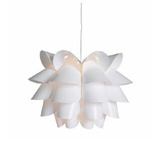 IKEA - 【IKEA -イケア-】KNAPPA シーリング ペンダントランプ ホワイト