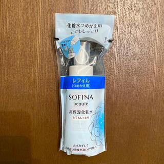 SOFINA - ソフィーナ ボーテ 高保湿化粧水 とてもしっとり つめかえ用