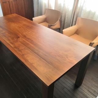 アクタス(ACTUS)の【ACTUS】REN ダイニングテーブル 長さ2m(ダイニングテーブル)