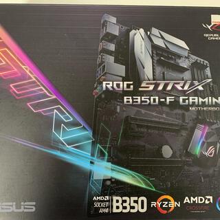 rog strix b350-f gaming ゲーミング マザーボード