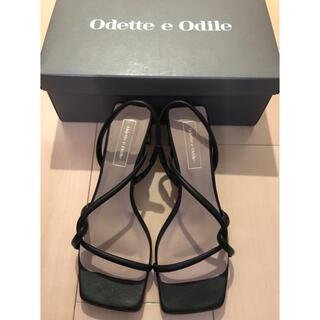 オデットエオディール(Odette e Odile)のOdette e Odile サンダル(サンダル)