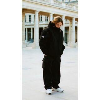 イズネス(is-ness)のAbu Garcia×is-ness 8PK EZ pants M ブラック(ワークパンツ/カーゴパンツ)