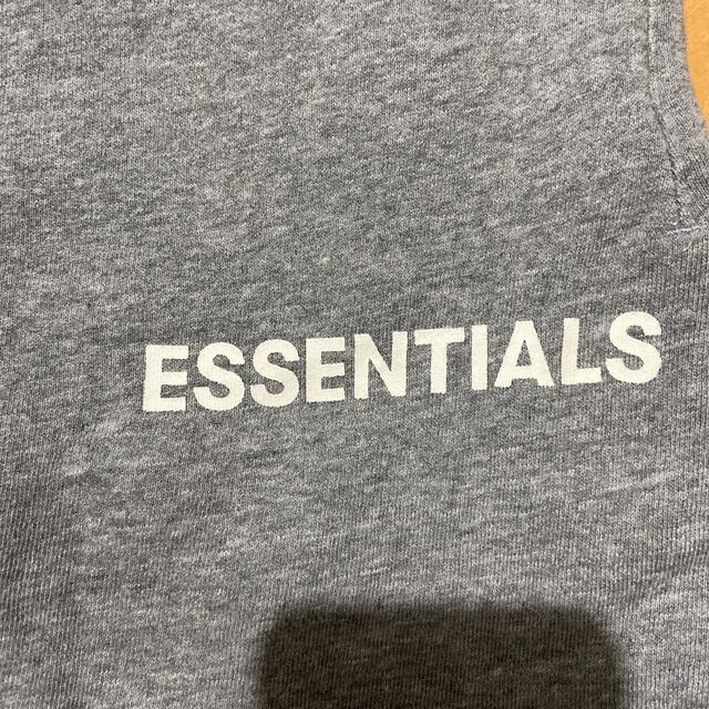 FEAR OF GOD(フィアオブゴッド)のESSENTIALS shorts S  メンズのパンツ(ショートパンツ)の商品写真