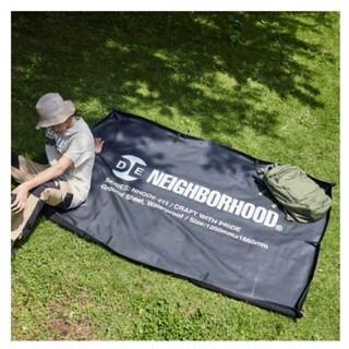 NEIGHBORHOOD - NEIGHBORHOOD 「CI / P-GROUND SHEET」
