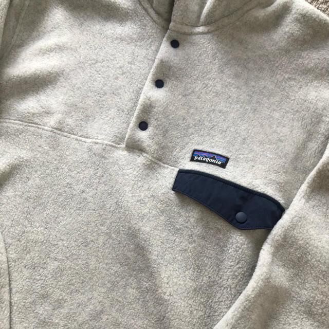 patagonia(パタゴニア)のPatagonia synchilla snap pullover  シンチラ メンズのジャケット/アウター(ブルゾン)の商品写真