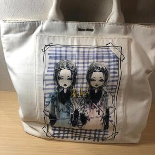 miumiu - 【美品】miumiu トートバッグ