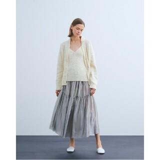 Drawer - BLAMINK ブラミンク シルクギャザースカート 38