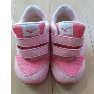 MIZUNO - ミズノ キッズ 靴15cm