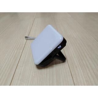 充電式LEDランタン 1,000ルーメン 防水 3色切り替え 携帯も充電できる