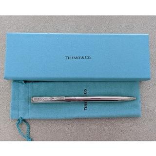 ティファニー(Tiffany & Co.)のティファニー 1837  ボールペン シルバー(ペン/マーカー)