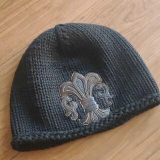 クロムハーツ(Chrome Hearts)のクロムハーツ コットン ニット帽(ニット帽/ビーニー)