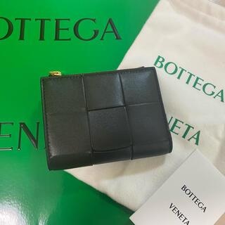 Bottega Veneta - 【新品】ボッテガヴェネタ❣️2021新作 二つ折りウォレット