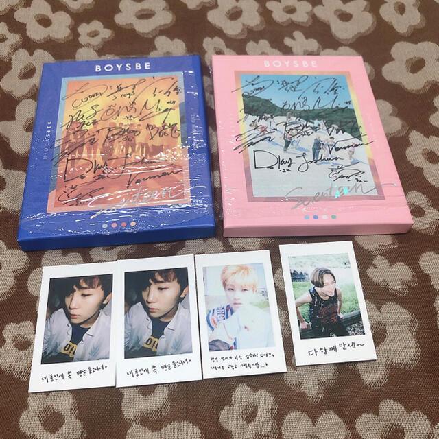 SEVENTEEN(セブンティーン)のSEVENTEEN サイン入りCD エンタメ/ホビーのCD(K-POP/アジア)の商品写真