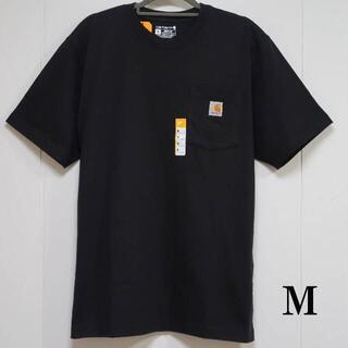カーハート(carhartt)のCarhartt Tシャツ ブラック/M(Tシャツ/カットソー(半袖/袖なし))