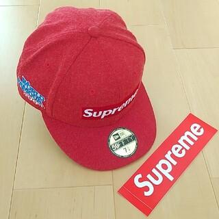 Supreme - supreme World Famous Box Logo キャップ