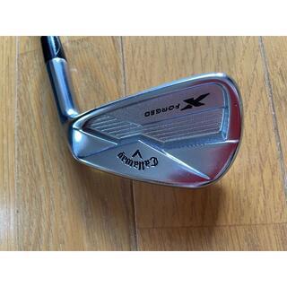 キャロウェイゴルフ(Callaway Golf)のX-FORGED (2018)アイアン 7I単品 MODUS120 (クラブ)