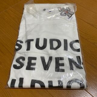 GU - STUDIO SEVEN  Tシャツ 白 新品