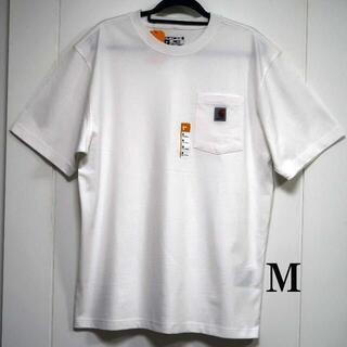カーハート(carhartt)のCarhartt Tシャツ ホワイト/M(Tシャツ/カットソー(半袖/袖なし))