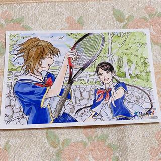 集英社 - ポストカード テニプリ 入場者プレゼント テニスの王子様 劇場版 リョーマ