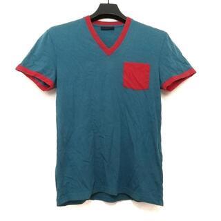 PRADA - プラダ 半袖Tシャツ サイズS メンズ -