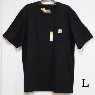 カーハート(carhartt)のCarhartt Tシャツ ブラック/L(Tシャツ/カットソー(半袖/袖なし))