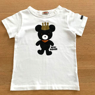 mikihouse - ミキハウス Tシャツ 110
