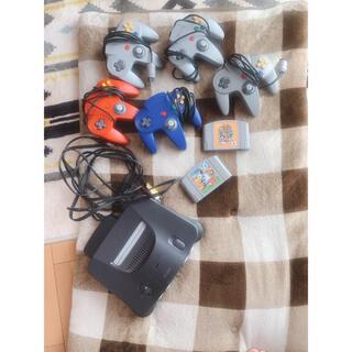 ニンテンドウ64(NINTENDO 64)の任天堂64 Nintendo64 ボンバーマン64 (家庭用ゲーム機本体)