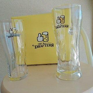 アサヒ(アサヒ)のアサヒドラフターズ限定  ビールジョッキ&タンブラー(グラス/カップ)