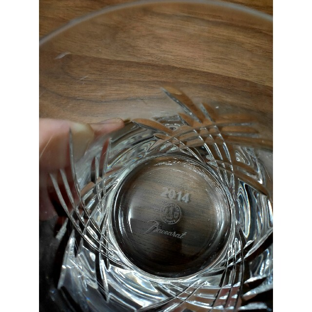 Baccarat(バカラ)のバカラ ロックグラス Baccarat インテリア/住まい/日用品のキッチン/食器(タンブラー)の商品写真