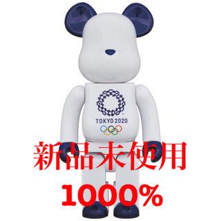 MEDICOM TOY - BE@RBRICK 東京2020オリンピックエンブレム 1000%