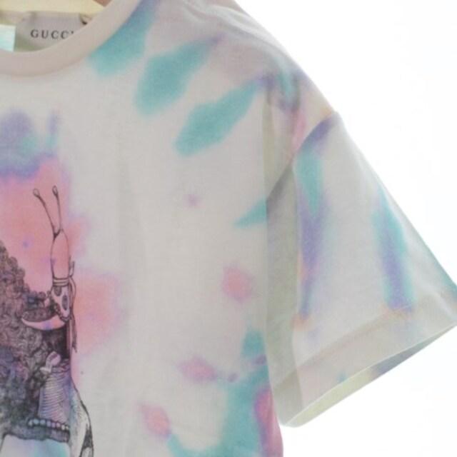Gucci(グッチ)のGUCCI Tシャツ・カットソー キッズ キッズ/ベビー/マタニティのキッズ服女の子用(90cm~)(Tシャツ/カットソー)の商品写真