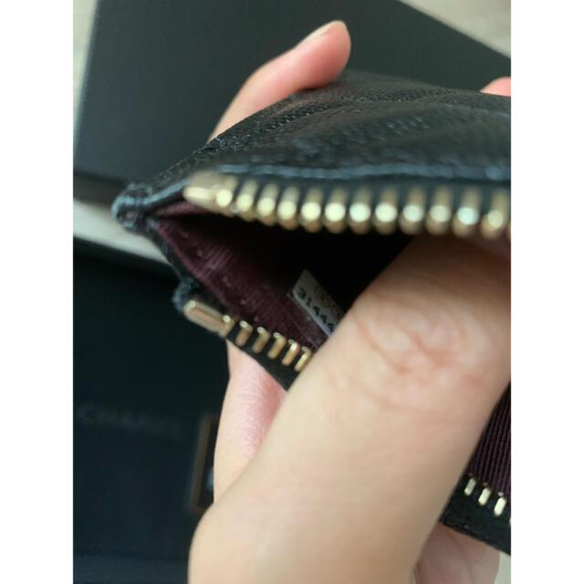 CHANEL(シャネル)のご専用!レア美品!CHANELシャネル財布フォーン&カードケース レディースのファッション小物(財布)の商品写真