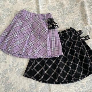 2枚組秋冬スカート120cm