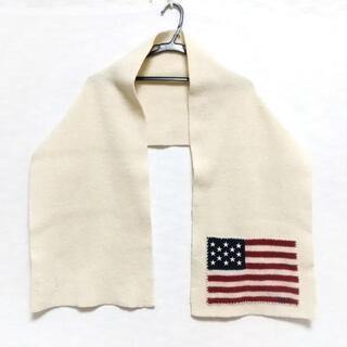 ポロラルフローレン(POLO RALPH LAUREN)のポロラルフローレン マフラー - 国旗(マフラー/ショール)