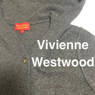 Vivienne Westwood - VivienneWestwood ヴィヴィアンウエストウッド カーディガンガウン