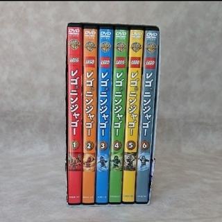 レゴ®️ニンジャゴー DVD-BOX ( 6枚組 )  LEGO(アニメ)