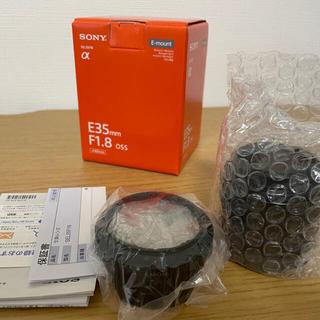 SONY - 新品3年保証あり SONY E35mm F1.8 OSS SEL35F18
