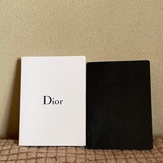 ディオール(Dior)のDior ノベルティ ノート(その他)