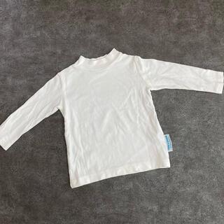 ドアーズ(DOORS / URBAN RESEARCH)のfork&spoon*トップス*ロングTシャツ*ホワイト*90(Tシャツ/カットソー)