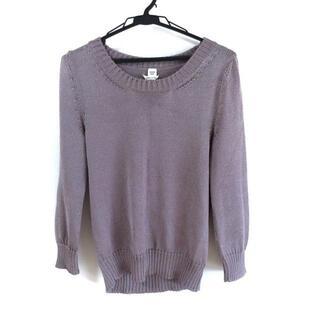 エルメス(Hermes)のエルメス 長袖セーター サイズ38 M -(ニット/セーター)