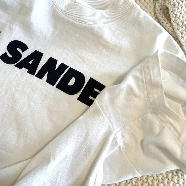 Jil Sander(ジルサンダー)のJIL SANDER Tシャツ 新宿伊勢丹購入 レディースのトップス(Tシャツ(半袖/袖なし))の商品写真
