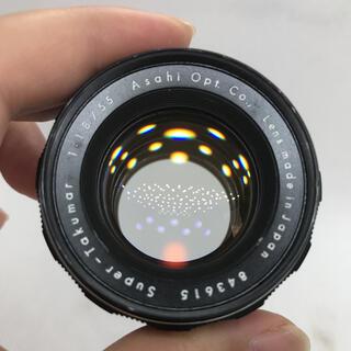 PENTAX - PENTAX スーパータクマー 55mm f1.8 前期品!!