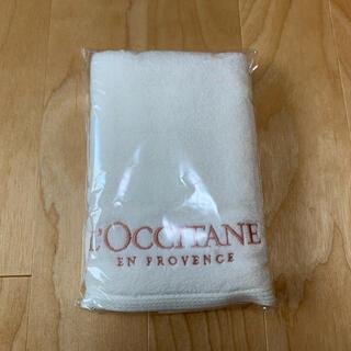 ロクシタン(L'OCCITANE)のロクシタン ふわもこタオル(タオル/バス用品)