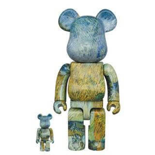 MEDICOM TOY - BE@RBRICK Van Gogh ゴッホ展 ベアブリック ゴッホ