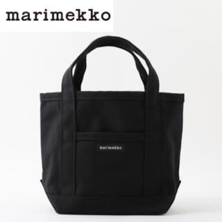 marimekko - 新品★marimekko マリメッコ トートバッグ ミニペルスカッシ 黒